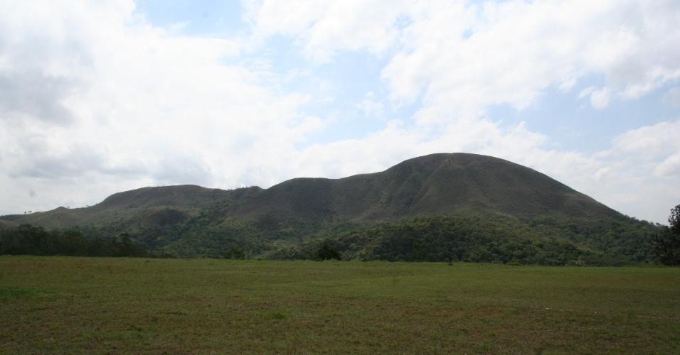 O Morro do Saboó é uma das belas paisagens de São Roque
