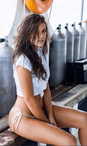 31.out.2014 - Bruna Marquezine revela mais detalhes da edição de novembro da revista VIP da qual é capa