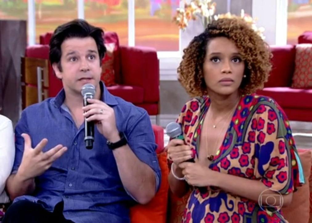 31.out.2014 - Murilo Benício e Taís Araújo