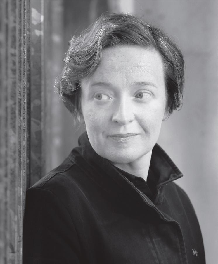 """A quadrinista Isabel Kreitz, criadora da HQ """"Sorge - O Espião"""" (Veneta)"""