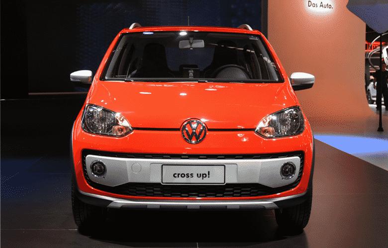 Volkswagen Cross up! - Murilo Góes/UOL