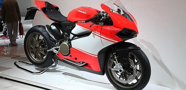 Ducati promete versão ainda mais nervosa da superesportiva Panigale