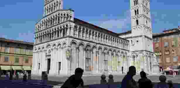 Os turistas podem explorar Lucca a pé com grande facilidade - Alfredo Santucci/UOL