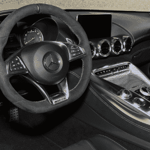 AMG GT S - Murilo Góes/UOL