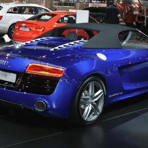Audi R8 Spider V10 - Murilo Góes/UOL
