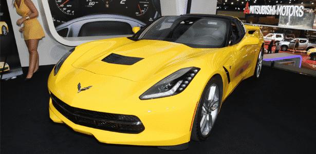 Chevrolet Corvette Stingray - Murilo Góes/UOL - Murilo Góes/UOL