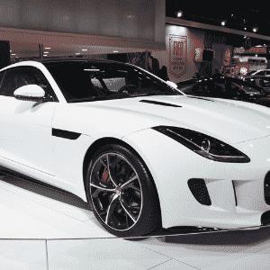 Jaguar F-Type Coupé - Murilo Góes/UOL