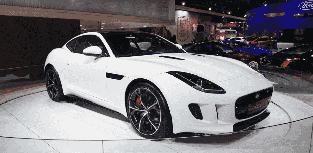 Jaguar F-Type Coupé - Murilo Góes/UOL - Murilo Góes/UOL