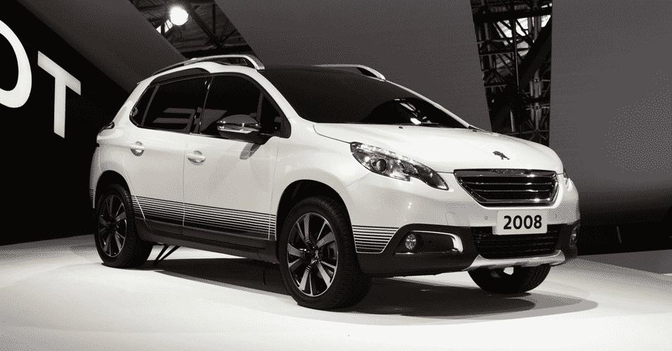 Peugeot 2008 - Murilo Góes/UOL