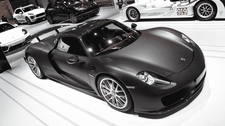 Porsche 918 Spyder - Murilo Góes/UOL - Murilo Góes/UOL