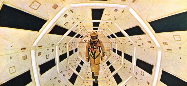 """Cena do filme """"2001: Uma Odisseia no Espaço"""" - Reprodução"""