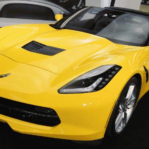 Chevrolet Corvette Stingray - Murilo Góes/UOL
