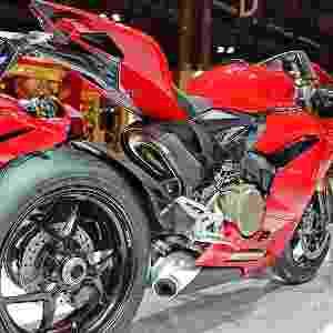 Ducati 1299 Panigale - Arthur Caldeira/Infomoto