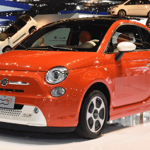Fiat 500 e - Murilo Góes/UOL