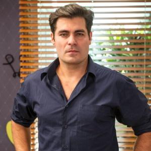"""Thiago Lacerda voltará às novelas em """"Liberdade, Liberdade"""" - João Miguel Júnior/TV Globo"""