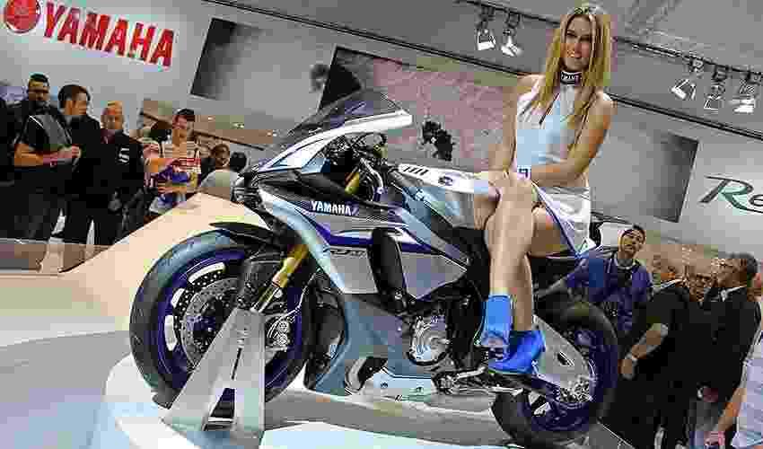 Yamaha YZF-R1 - Arthur Caldeira/Infomoto