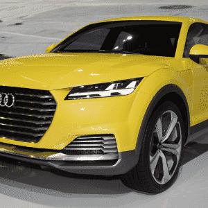 Audi TT offroad concept - Murilo Góes/UOL