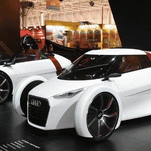 Audi urban concept - Murilo Góes/UOL
