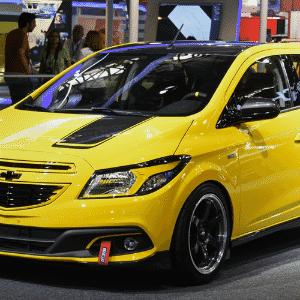 Chevrolet Onix Trackday Concept - Murilo Góes/UOL