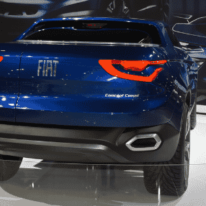 Fiat FCC4 Coupé Concept - Murilo Góes/UOL