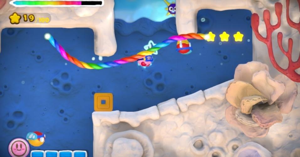 Kirby and the Rainbow Curse