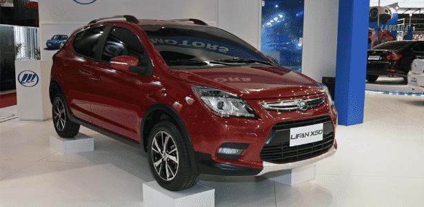 Jipinho lembra um hatch da Opel anabolizado; meta é vendê-lo abaixo de R$ 50 mil - Murilo Góes/UOL