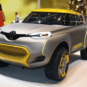 Renault KWID Concept - Murilo Góes/UOL
