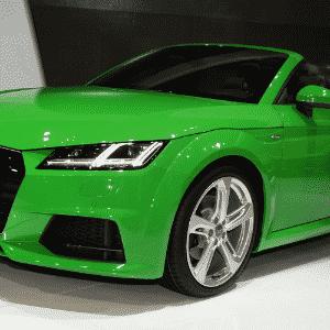 Audi TT Roadster - Murilo Góes/UOL