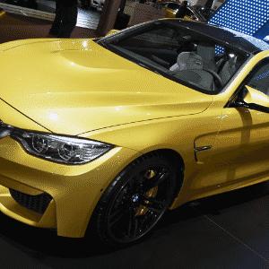 BMW M4 Coupé - Murilo Góes/UOL