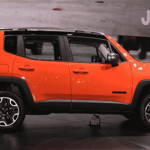 Jeep Renegade - Murilo Góes/UOL