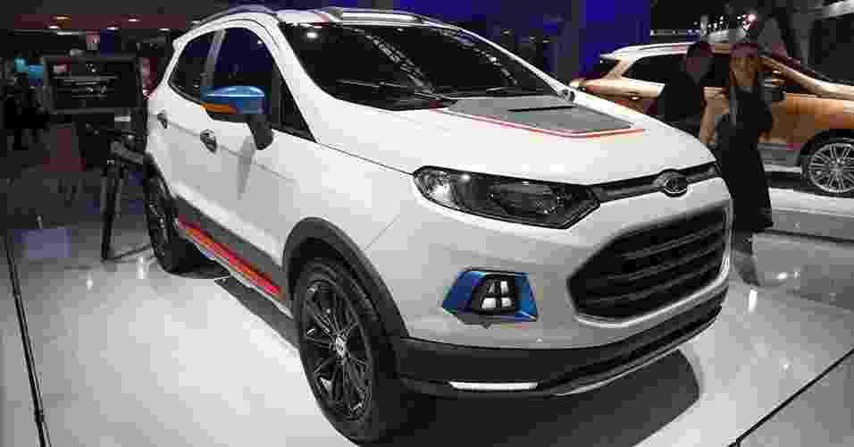 Ford EcoSport The Beast - Luiz Carlos Murauskas/Folhapress