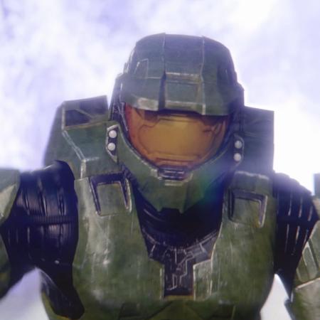 """Cena do game """"Halo"""" - Divulgação"""