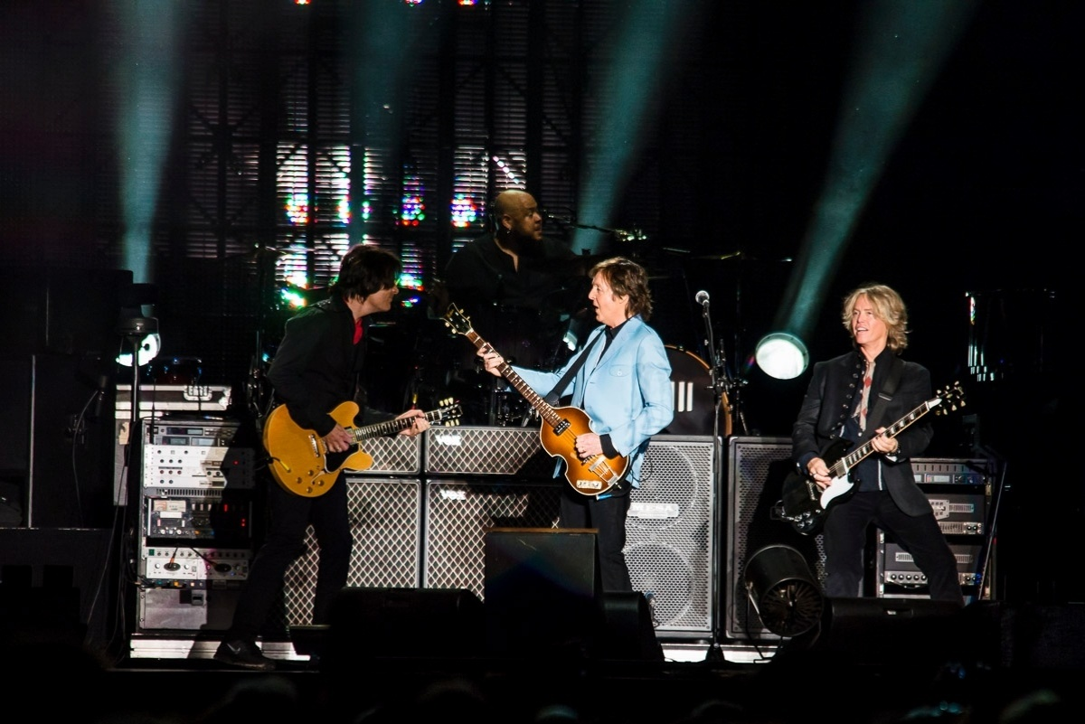 Paul McCartney em Vitória