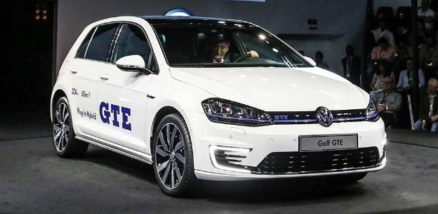 836177e424fef Volkswagen Golf híbrido já testa no Brasil  preço ainda pode chocar ...