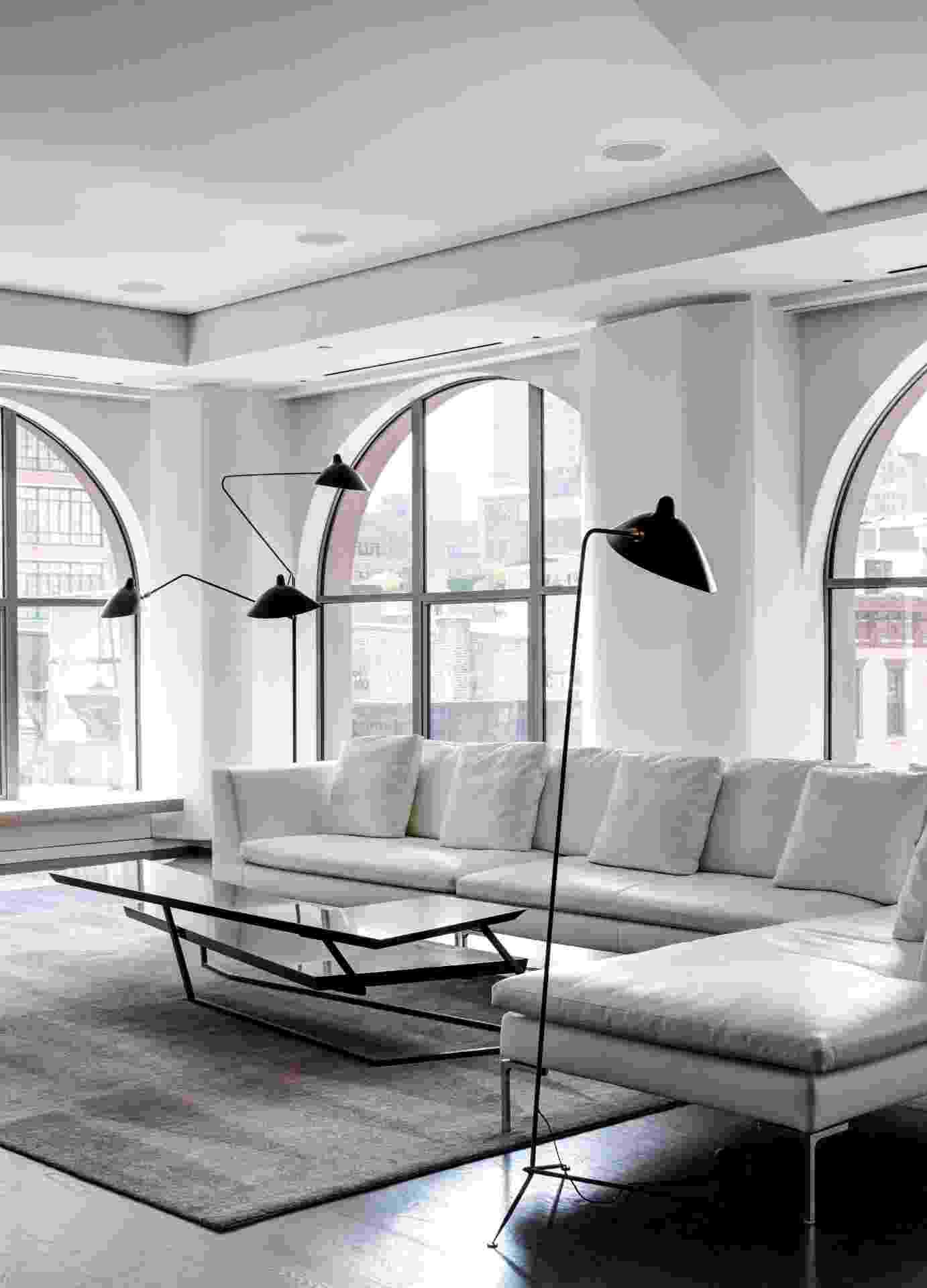 Apartamento em Tribeca - reforma (Imagem do NYT, usar apenas no respectivo material) - Bruce Buck/ The New York Times