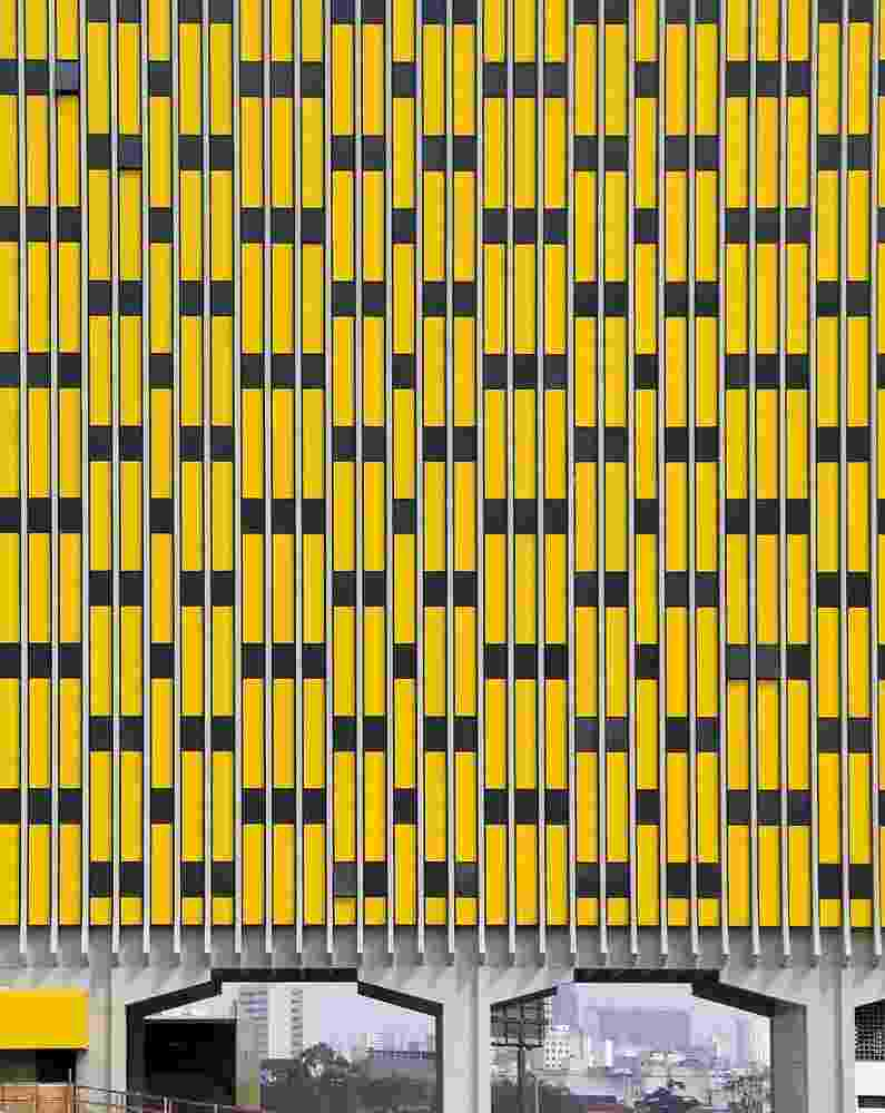 """Foto de Nelson Kon que faz parte do livro """"Nelson Kon e Cristiano: o olhar da Fotografia sobre a Arquitetura"""", da Coleção Ipsis de Fotografia Brasileira - Nelson Kon/Divulgação"""