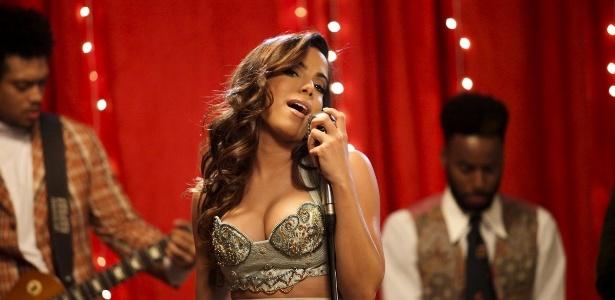 Por problemas de agenda, a cantora Anitta cancelou participação na Virada Cultural - Claudio Andrade/Photorionews