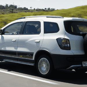 Chevrolet Spin Activ 2015 - Murilo Góes/UOL
