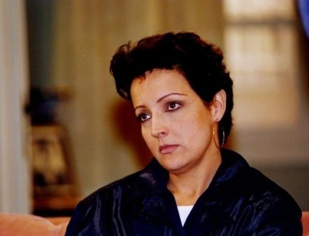 """A atriz Betty Lago em cena da novela """"Pecado Capital"""". Na trama, exibida em 1998 na Globo, ela interpretava a personagem Mila (1998)"""
