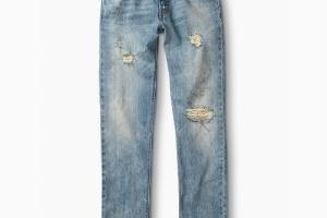 5d23be885 Jeans estonado é febre da estação e conquista famosas; veja onde encontrar