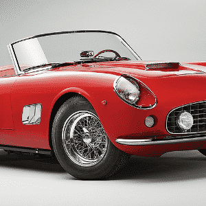 Ferrari 250 GT SWB California Spider 1961 - Divulgação/Gooding & Co