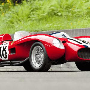 Ferrari 250 Testa Rossa 1957 - Divulgação/Gooding & Co