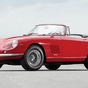 Ferrari 275 GTB/4 S NART Spider 1967 - Divulgação/RM Auctions