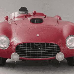 Ferrari 375-Plus Spider Competizione 1954 - Divulgação/Bonham's