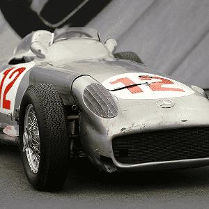 Fórmula 1 de 1954 Juan Manuel Fangio - Luke MacGregor/Reuters