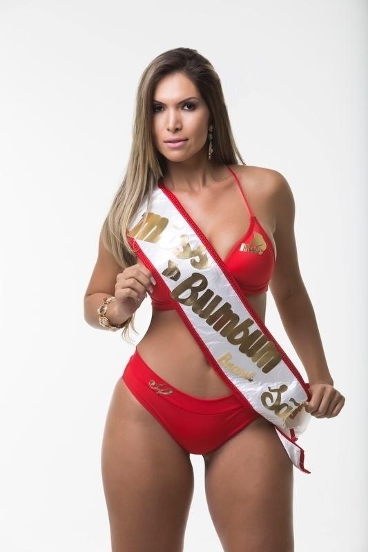 Gisa Gomes, 28 anos, representou o estado de São Paulo, mas não conseguiu se classificar entre as 15 finalistas para disputar a final na capital paulista, dia 17 de novembro
