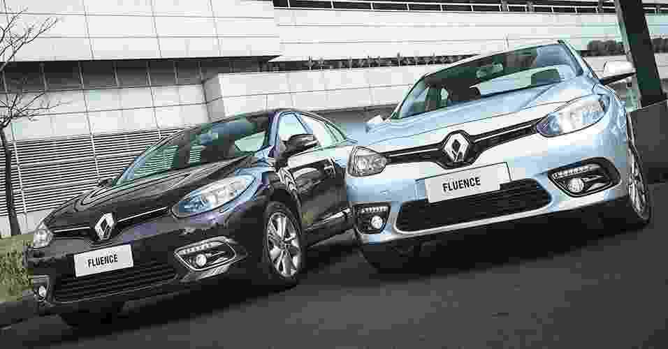 Renault Fluence 2015 - Divulgação