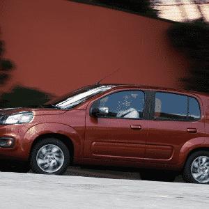 Fiat Uno Evolution 1.4 2015 - Murilo Góes/UOL
