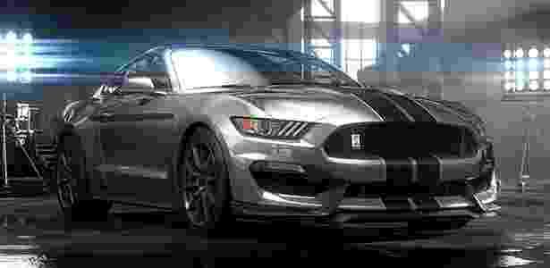 Ford Mustang Shelby GT350: tudo pela performance, nada pela aparência - Divulgação