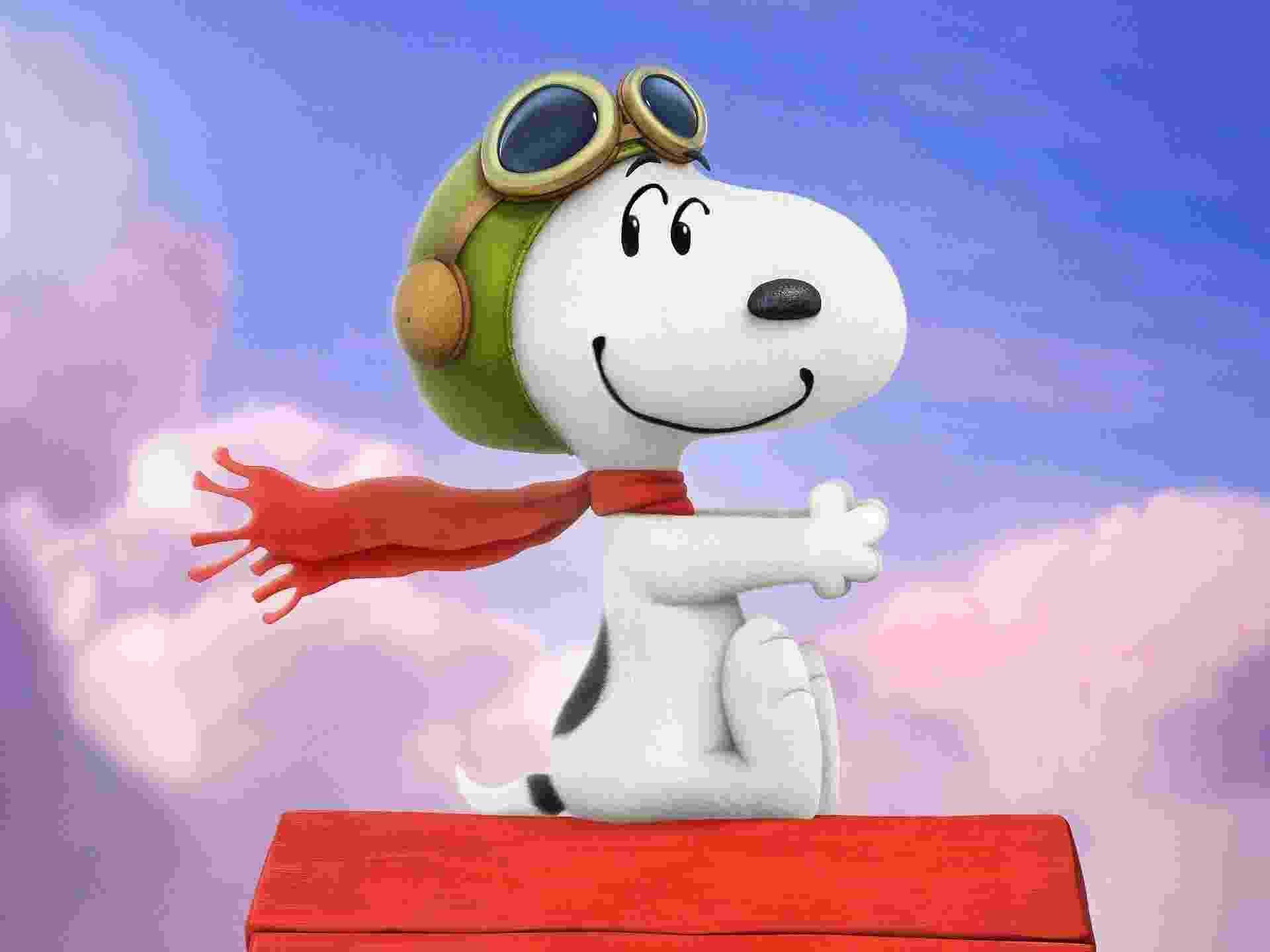 """Imagem do filme """"Peanuts"""" - Reprodução"""